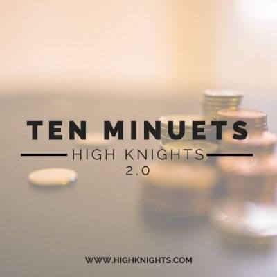 10 Minuets High Knights Music Title