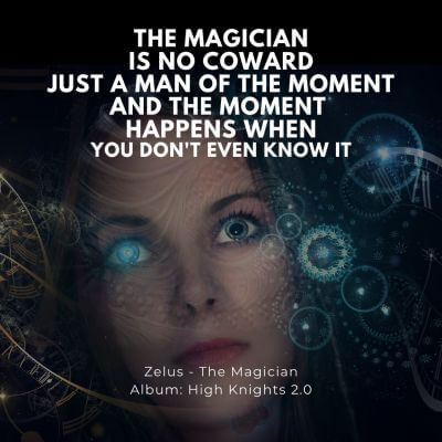 Magician Lyrics High Knights 02